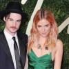 sienna miller rose bold hair at 2013 british fashion awards
