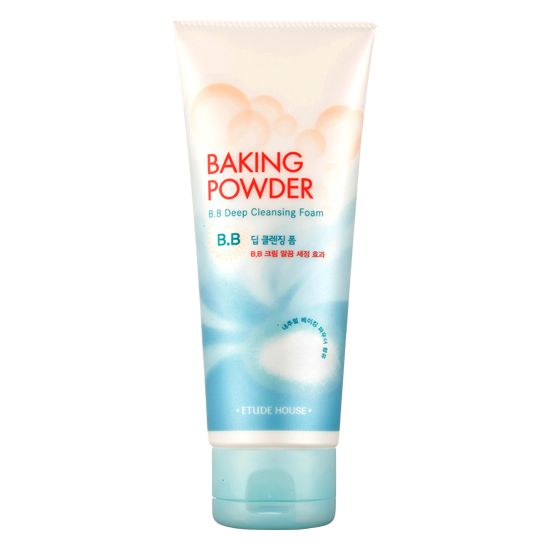 Etude House Baking Powder BB Deep Cleansing Foam review