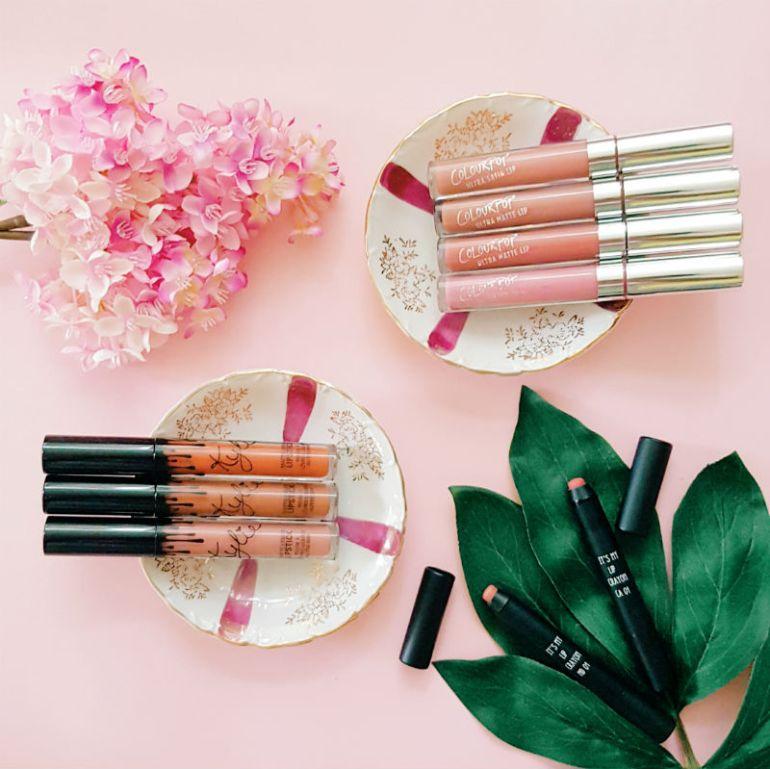 how to wear liquid lipstick tips