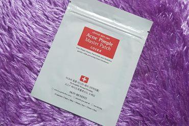 cosrx acne pimple master patch review via stylevanity.com