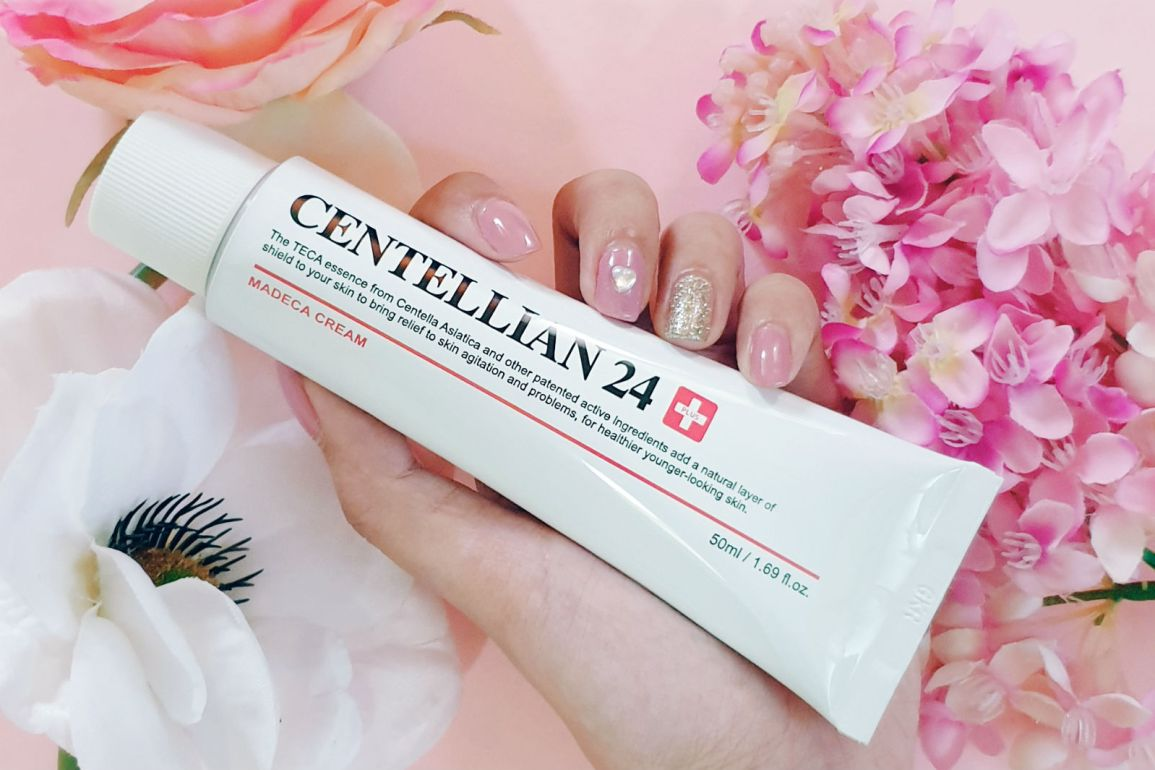 centellian 24 madeca cream review | style vanity