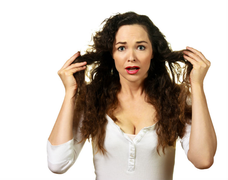 It's the Humidity 5 Awesome Fixes for Frizzy Hair