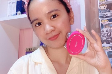 foreo bear review | alyssa martinez | style vanity