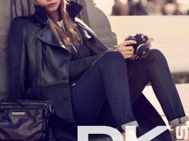 Latest Handbags Dresses Assortment For Girls By DKNY 2015
