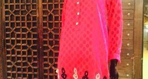 Long Shirts Eid Designs Cotton Ginny Girls Wear 2015