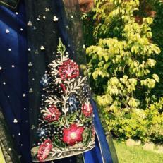 Autumn Wear Kurti By Syra Azadi For Girls 2015 4
