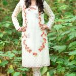 Autumn Wear Kurti By Syra Azadi For Girls 2015
