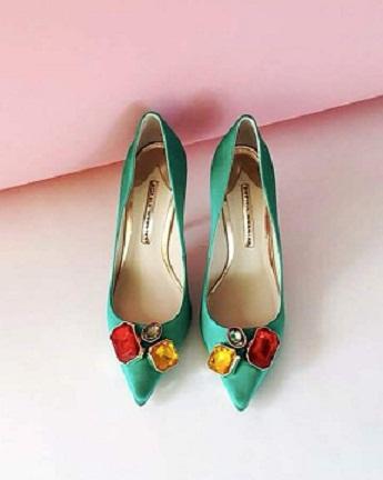 Eid Sandals Footwear Shoes Designs For Women 2015 3