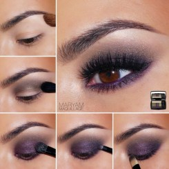 Amazing Fall Eye Makeup Ideas To Try This Winter 9