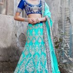 Bridal Party Lehenga Choli Dresses 2015