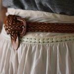 teen girls belt