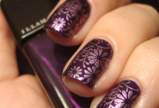 Charming Nail Art Ideas For Women This Season 2015-16