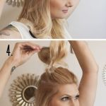 How to Have Top Knot Hairstyle Tutorial With Pics