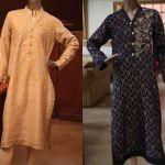 Junaid Jamshed's J. Autumn Embroidery Kurtis 2015-16