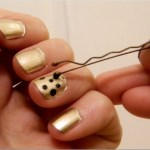 Nail Art Home Tutorial Ideas With Pics