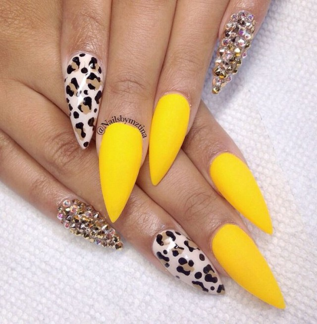 long nails designs