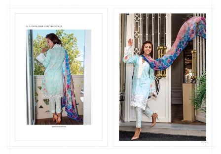 Autumn Casual Dresses By LSM Fabrics 2015-16