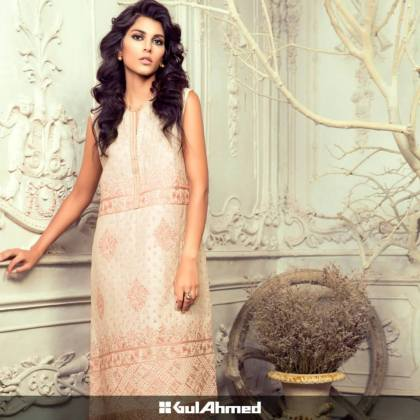 Eid Ul Azha G Pret Collection By Gul Ahmed 2015-16
