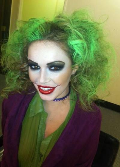 Scary Halloween Makeup Ideas 2015-16