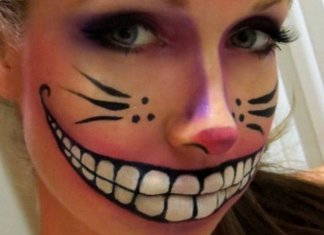 Scary Halloween Makeup Ideas 2015-16
