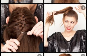 Casual Fast Hair Styling Tutorial For Every Girl