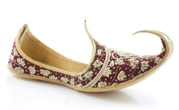 Traditional Khussa Shoe Designs For Grooms