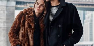 Winter Outerwear Outfits By Abercrombie & Fitch For Men & Women