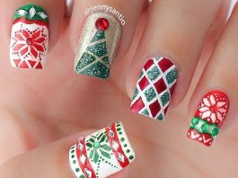 Christmas Nail Designs To Try This Season