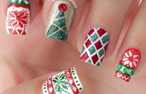 Christmas Nail Designs To Try This Season