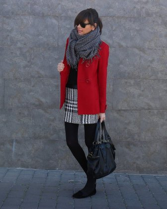 Cool Warm Scarves To Wear With Any Outfit