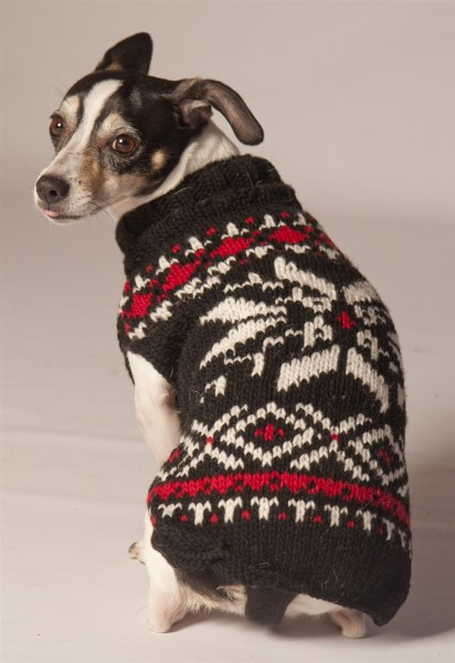 dog sweater designs