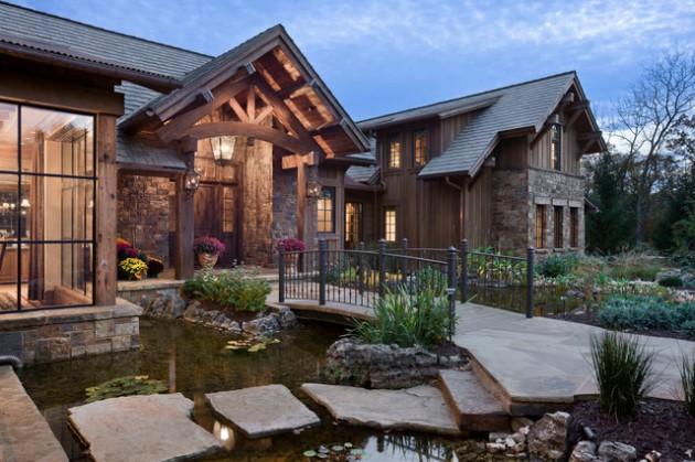 Rustic Backyard Ideas For Your Luxury Homes on Luxury Backyard Design  id=33459