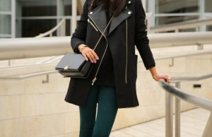 Warm Clothing Styling Casual Outfits For Women In Winter