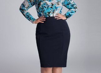 Winter Plus Size Clothing Ideas For Women Casual Wearing