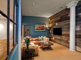 Wooden Wall Designs For Your Luxury Home Decor