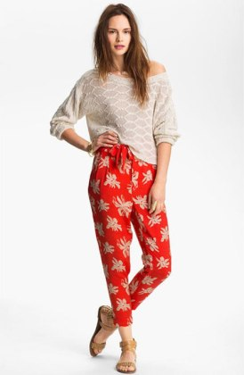 ankle pants casual wear