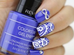 Sharp Blue Nail Designs You Can Have On This Winter