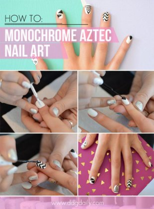 Spring Nail Tutorials You Should Try On Events