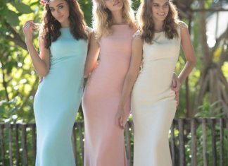 Spring-Summer Tarik Ediz Evening Wear 2016