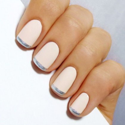 French Manicure Nail Designs Every Girl Should Check