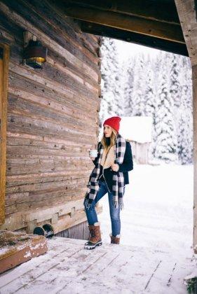Snow boots designs