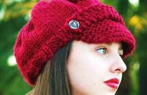 Knitted Hats For Women To Try In The Cold Days