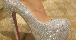 Rhinestone Heel Designs To Wear On Special Events