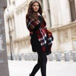 Scarves Winter Outfits Combo To Try In Casual Routine