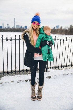 Winter Parka Trend To Try This Season By Women