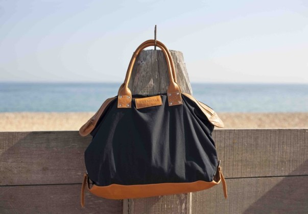 Black Leather Tote Bag Designs To Carry Things