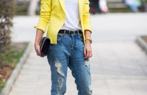 Boyfriend Jeans Outfits For The Spring & Summer Season