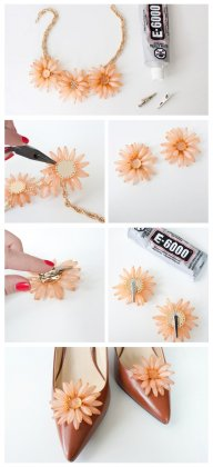 DIY Shoe Clip Ideas To Make Your Footwear Better