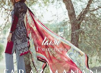 Faraz Manan Spring Summer Lawn Collection