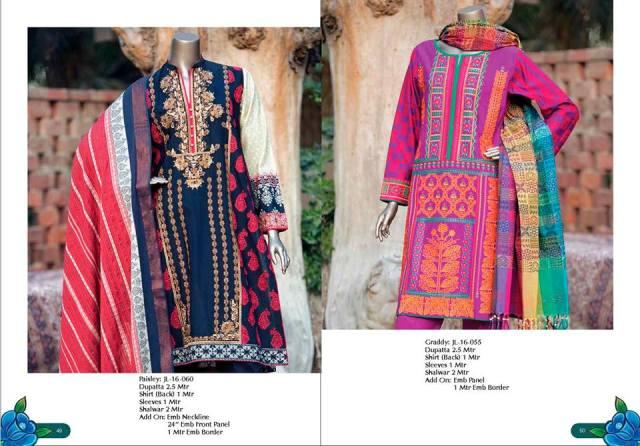 J. Har Rang Apna spring summer collection